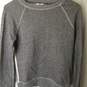 new levi's sweater.